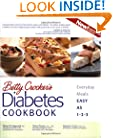 Betty Crocker's Diabetes Cookbook: Everyday Meals, Easy as 1-2-3 (Betty Crocker Books)