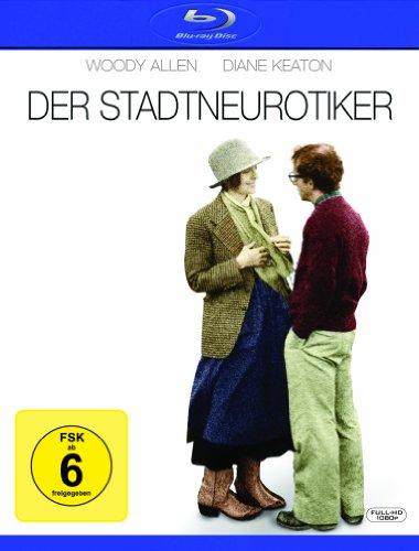 Der Stadtneurotiker [Blu-ray]