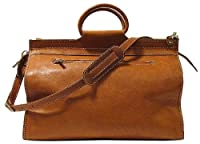 Floto Luggage Parma Edition Leather Travel Bag from Floto Imports