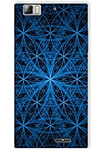 IndiaRangDe Case For Lenovo K900 (Printed Back Cover)