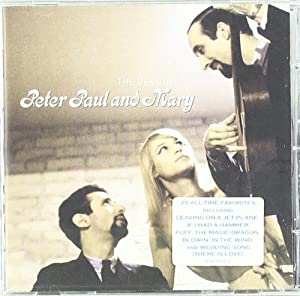 Very Best of Peter Paul & Mary by Rhino