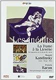 echange, troc Palettes - Inédits : La dame à la licorne + Kandinsky + Francis Bacon