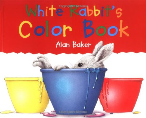 White Rabbit's Colors (Little Rabbit Books)