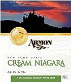 NV Armon Cream Niagara New York White Wine 750 mL