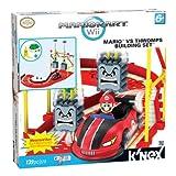 K'NEX Nintendo Mario Kart Wii Bowser's Castle: Mario versus The Thwomps Building Set by K'NEX [Toy]