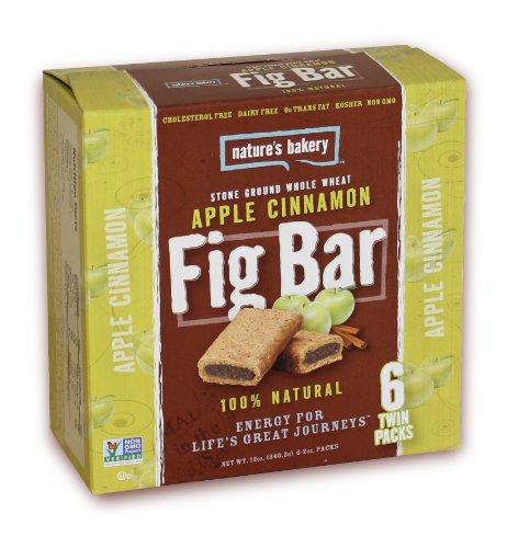 Amazon Nature S Bakery Whole Wheat Fig Bar Apple Cinnamon
