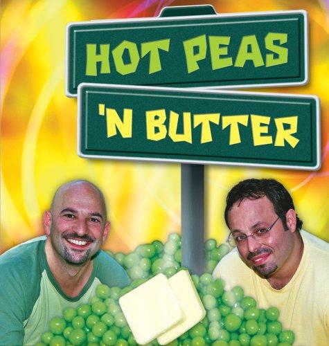 HOT BUTTER - Hot Peas