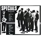 "The Specials reproduction Album promo Poster Print Size 11.7"" x 16.5""- 297mm x 420mm"