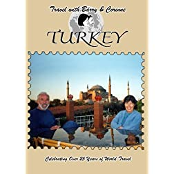 Travel with Barry & Corinne to Turkey