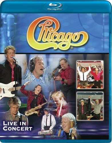 Chicago: Live in Concert [Blu-ray]