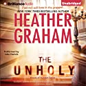 The Unholy: Krewe of Hunters (       UNABRIDGED) by Heather Graham Narrated by Luke Daniels