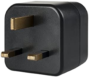 SGB3G Germany to UK Plug Adapter ACUPWR (TM) Lifetime Warranty