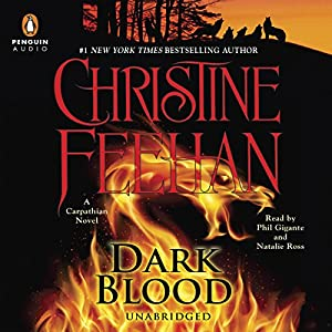 Dark Blood Audiobook