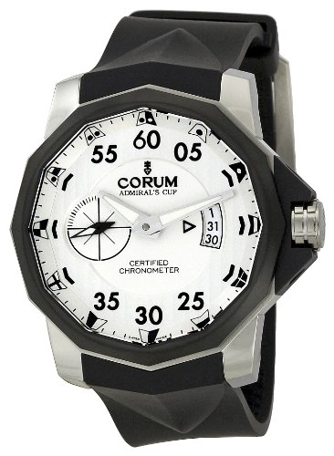 CORUM ADMIRALS CUP COMPETITION HOMME 48MM DATE MONTRE 947.951.94/0371 AK14