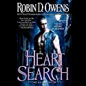 Heart Search: Celta, Book 10 (       UNABRIDGED) by Robin D. Owens Narrated by Noah Michael Levine