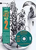 img - for Easy Jazz Duets for 2 and Rhythm Section: Music Minus One Tenor Sax book / textbook / text book