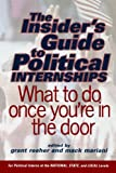 The Insider's Guide To Political Internships: What To Do Once You're In The Door