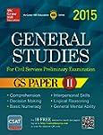 General Studies  - Paper 2 (2015)