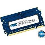 OWC 3.0GB (1GB+2GB Kit) PC2-5300 DDR2 667MHz SO-DIMM 200 Pin Memory Upgrade Kit (Tamaño: 3.0GB (1GB + 2GB))