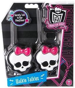 Monster High Walkie Talkies - Black (15048)
