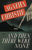 Image of And Then There Were None Facsimile Edition