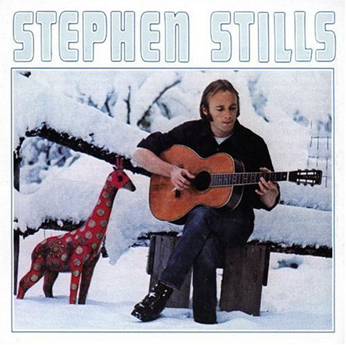 STEPHEN STILLS - Turnin