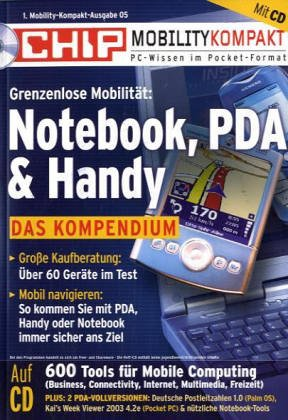 Notebook, PDA & Handy, Das Kompendium, m. CD-ROM