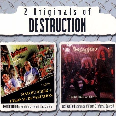 Destruction - Infernal Overkill/Sentence of Death - Zortam Music