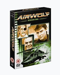 Airwolf: Season One [DVD]