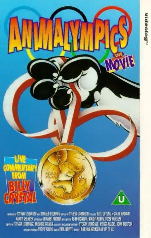 Animalympics - the Movie [VHS]