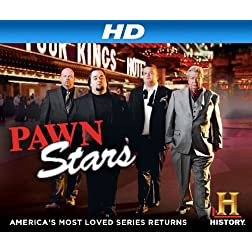 Pawn Stars Season 5 [HD]