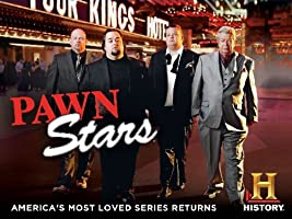 Pawn Stars Volume 5 [HD]