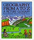 Geography from A to Z (0690046162) by Knowlton, Jack