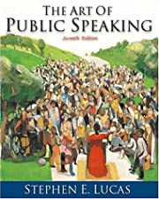 Student Workbook to accompany The Art of Public Speaking by Stephen Lucas
