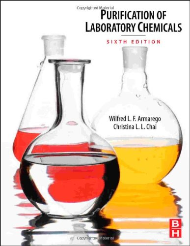 Purification of Laboratory Chemicals, Sixth Edition