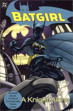 Batgirl Vol. 2: A Knight Alone