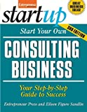 img - for By Entrepreneur Press, Eileen Sandlin: Start Your Own Consulting Business, Third Edition Third (3rd) Edition book / textbook / text book