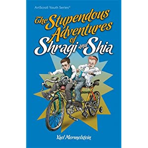 THE STUPENDOUS ADVENTURES OF SHRAGI AND SHIA