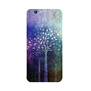 Digi Fashion Designer Back Cover with direct 3D sublimation printing for Oppo F1S