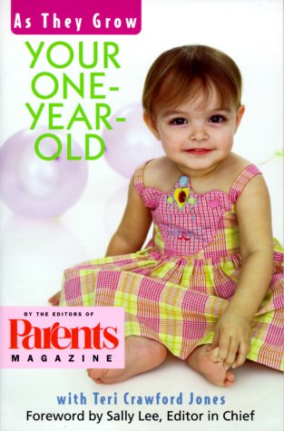 As They Grow: Your One-Year-Old front-1045504