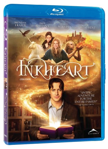 Inkheart / Чернильное сердце (2008)
