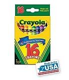 Green Princess Fairies Coloring & Activity Book and 16 Crayola Crayons Box (Pack of 2)