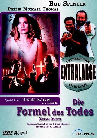 Extralarge 02 - Die Formel des Todes