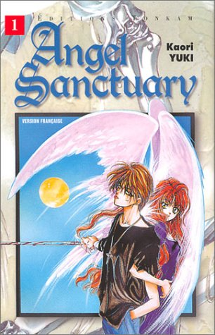 Angel sanctuary (1) : Angel sanctuary