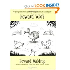Howard Who?: Stories (Peapod Classics) by Howard Waldrop