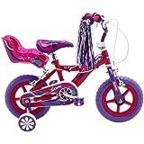 Sonic Glitz Girls Bike - Purple/Cerise, 12-inch