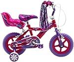 Sonic Glitz Girls Bike - Purple/Ceris...