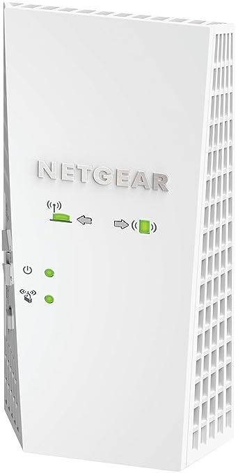 Netgear EX7300-100PES Répéteur Wi-Fi 2200 Mbps Blanc