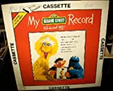 img - for My Sesame Street Record : All About Me! : [Audio Cassette] book / textbook / text book