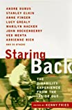 img - for Staring Back: The Disability Experience from the Inside Out book / textbook / text book